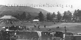 Woodland Park Rodeo, 1923