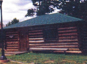 The Brockhurst Cabin